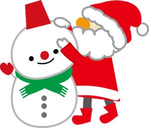 クリスマスパーティー開催